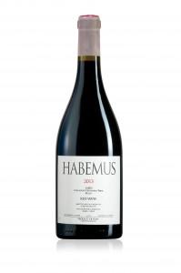 Bottiglia Habemus 2013