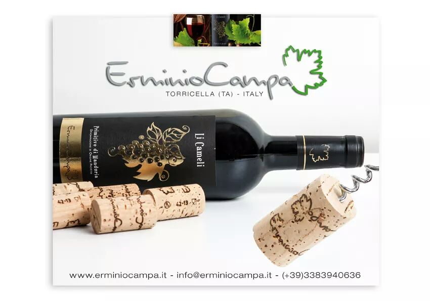 Emilio Campa-Primitivo-Li Cameli