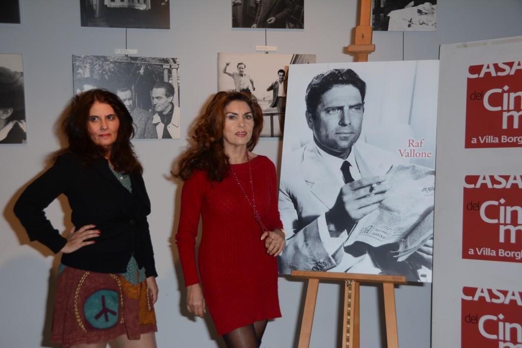 Eleonora e Isabella Vallone. Foto di Roberto Cimini