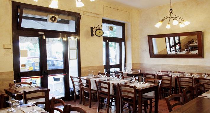 Edmondo l 39 hostaria a roma che difende la cucina romana - Cucina romana roma ...
