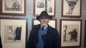 Giorgio Palumbi, critico d'arte
