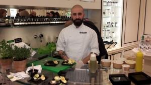 Valerio Foglia Chef Juice Bar di viale Parioli, 192 Roma