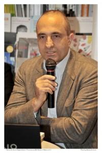 Pino Nazio, promotore del CLM