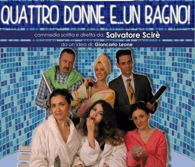 Quattro donne e un bagno al teatro testaccio - Donne al bagno pubblico ...