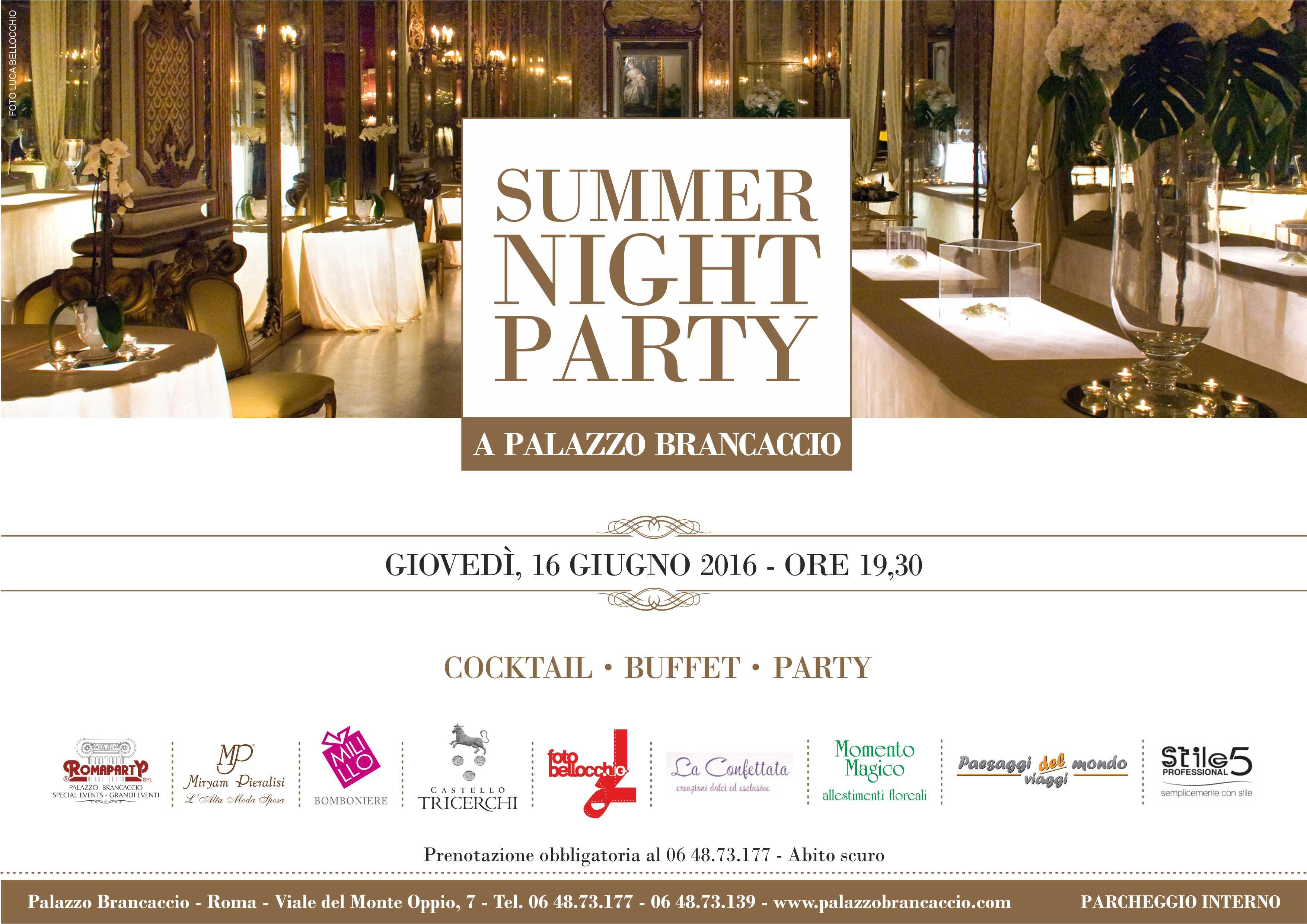 Summer Nignt Party