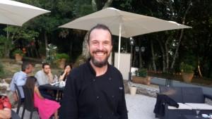 Lo chef Renato Bernardi