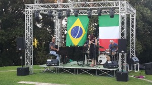 Rome Cavalieri- Serata Brazil