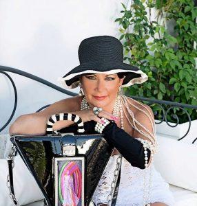 la stilista e desiger Eleonora Altamore