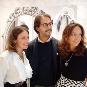 Gaia Caramazza, Antonio Falanga e Grazia Marino