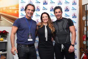 Antonio Zequila, Elenia Scarsella e Gianluca Petrai
