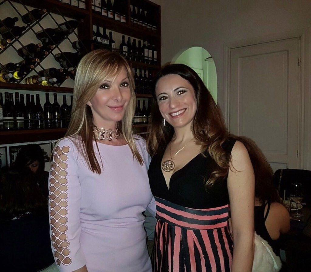 Elenia scarsella un compleanno vip per una blogger molto for Patrizia rossetti marito