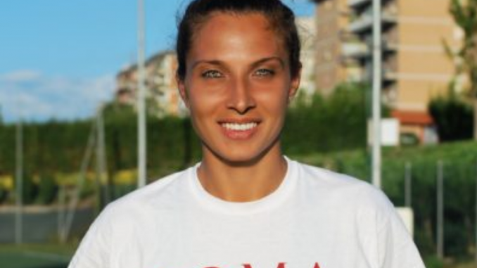 Alt text Roma calcio femminile