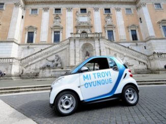 Alt text Roma, truffe ai car sharing