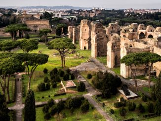 Alt text terme di caracalla