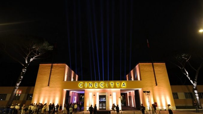 Alt text Cinecittà