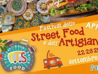 Alt text Il Circus del TTS-FOOD