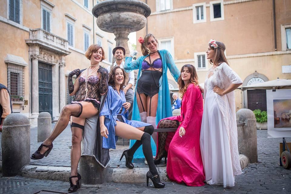 Dal 9 al 19 ottobre 2017 al teatro arciliuto le dissolute assolte - Moacasa 2017 roma ...