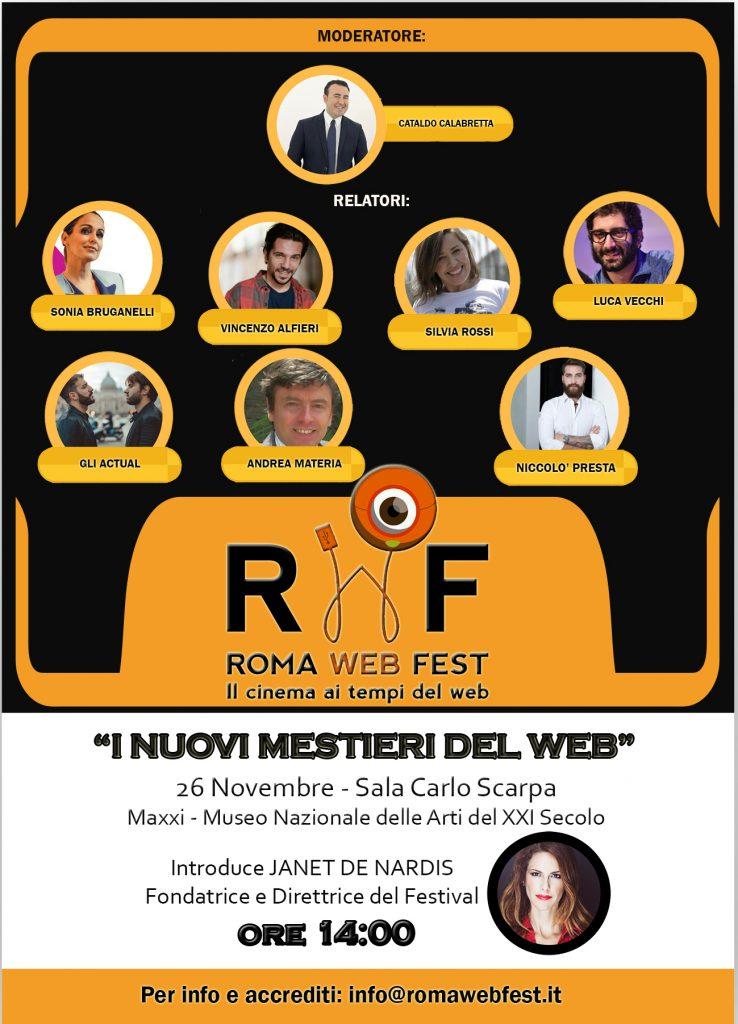 Alt text Roma Web Fest