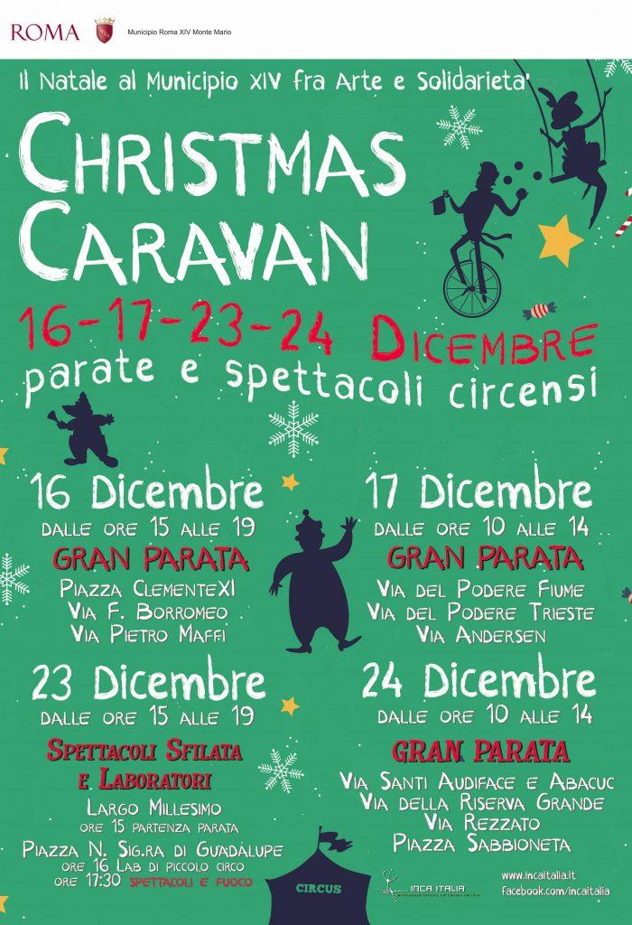 Alt text Christmas Caravan