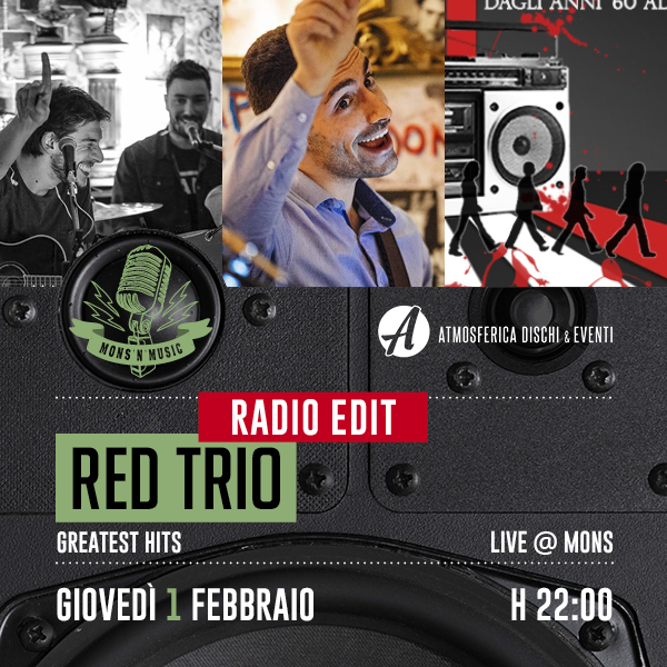 Alt text Red Trio Live