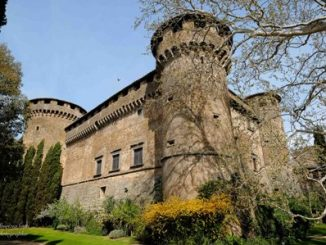 Alt text Castello Orsini