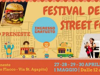 Alt text Largo Preneste Festival dello Street Food