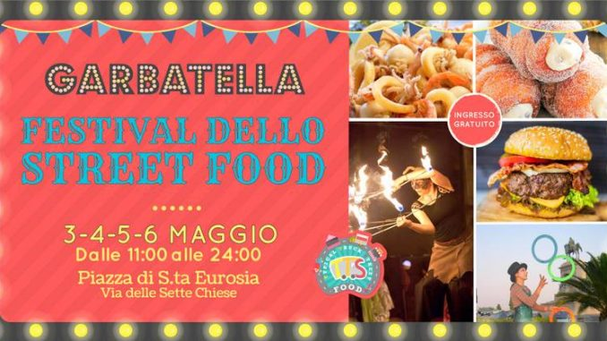 Alt text Garbatella Festival Street Food