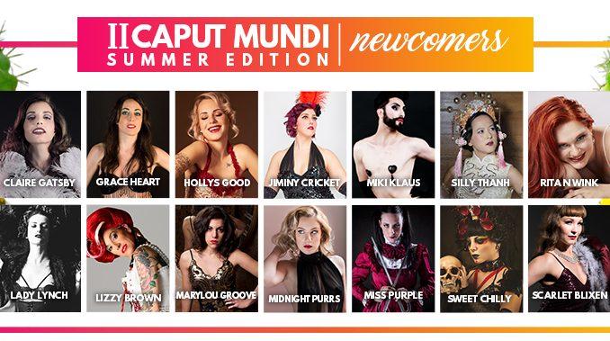 Alt text Caput Mundi Summer Edition