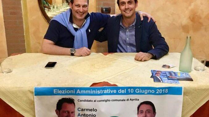 alt tag il capolista di Forza Italia