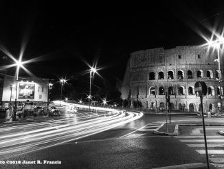 ALT TAG Roma Notturna