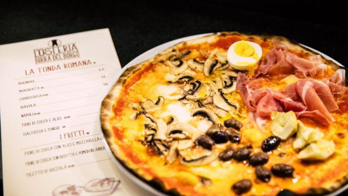 alt tag Pizza Romana Day