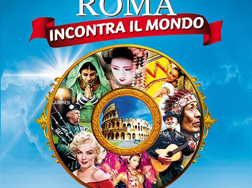 Alt text Roma incontro il mondo