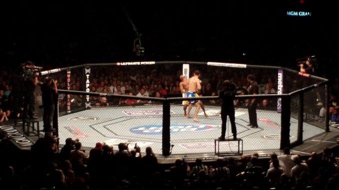 combattenti UFC incontri celebrità