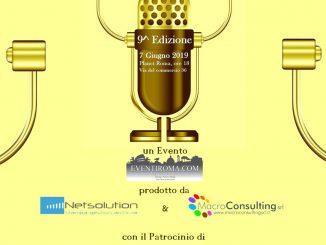 Alt text Microfono d'Oro