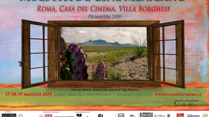 Alt text Mostra di Cinema Messicano