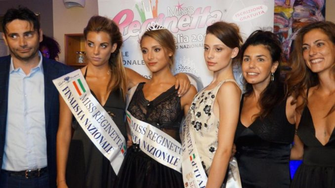 alt tag Miss Reginetta D'Italia
