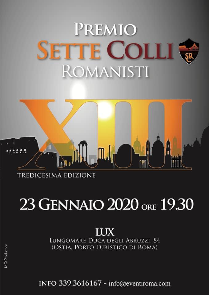 Alt text Premio Sette Colli