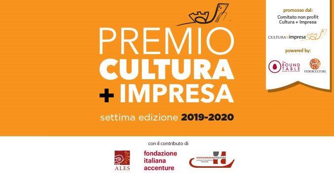 Alt text Premio Cultura + Impresa 2019-2020