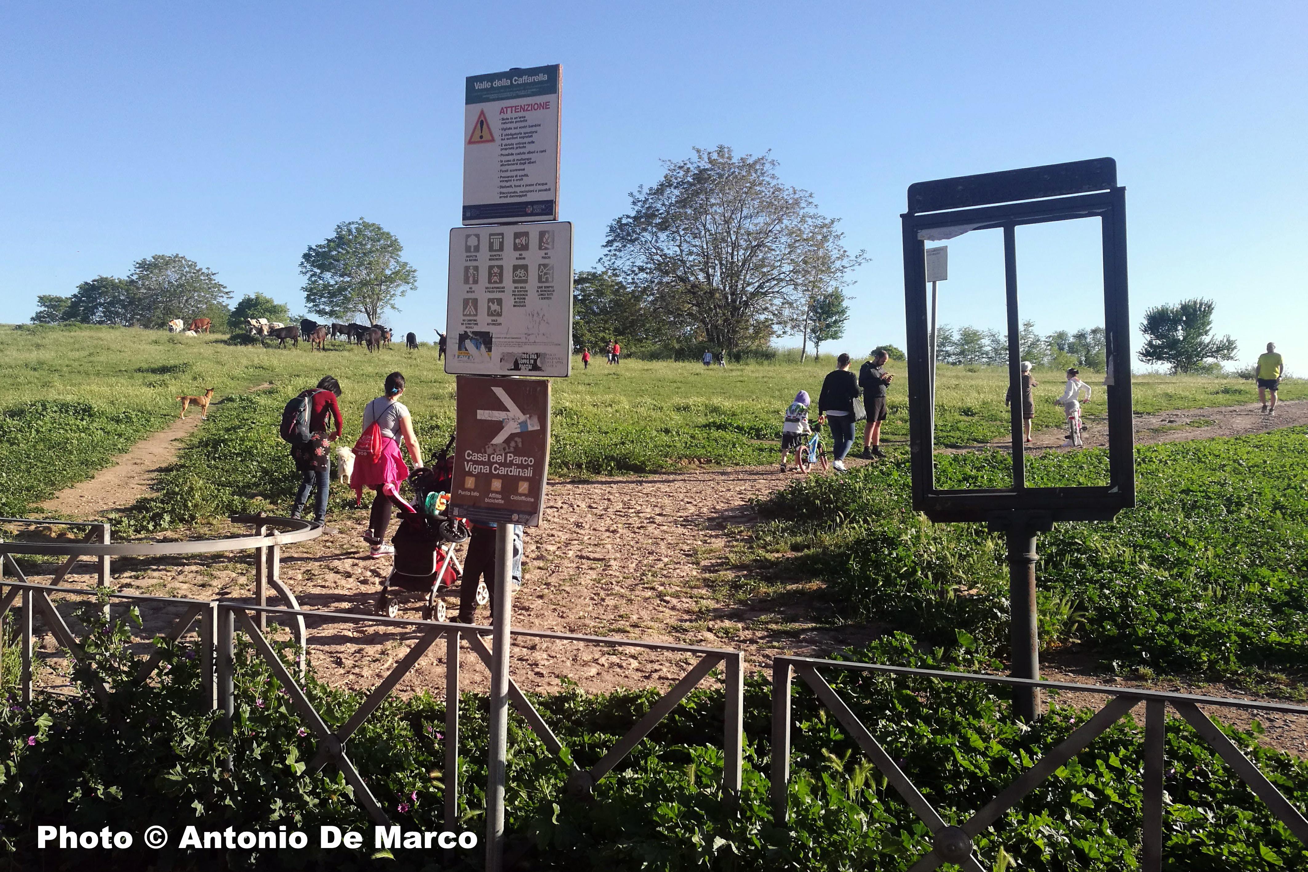 Parco della Caffarella © 2020 Antonio De Marco