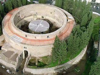 alt tag Mausoleo di Augusto