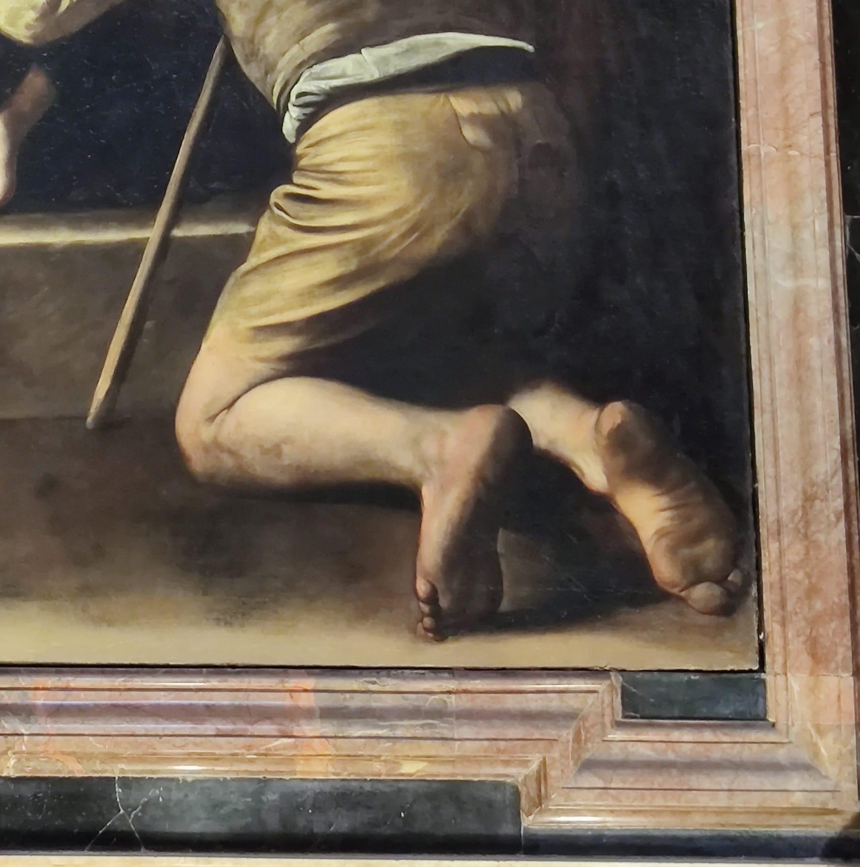 alt tag Caravaggio