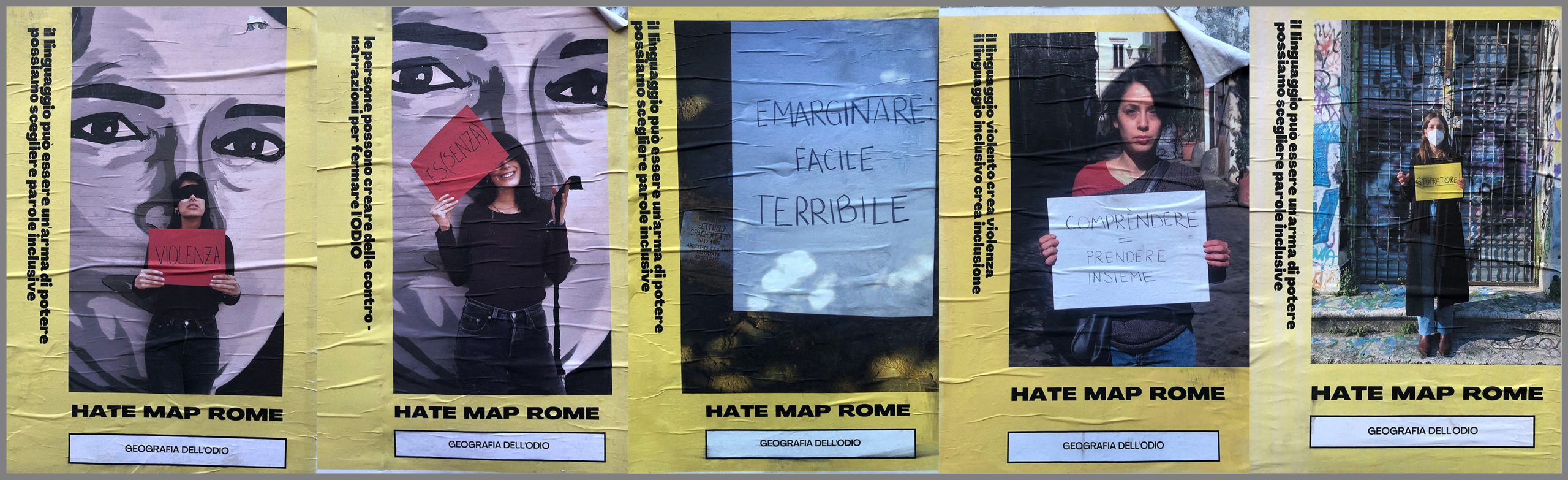 alt tag hate map rome