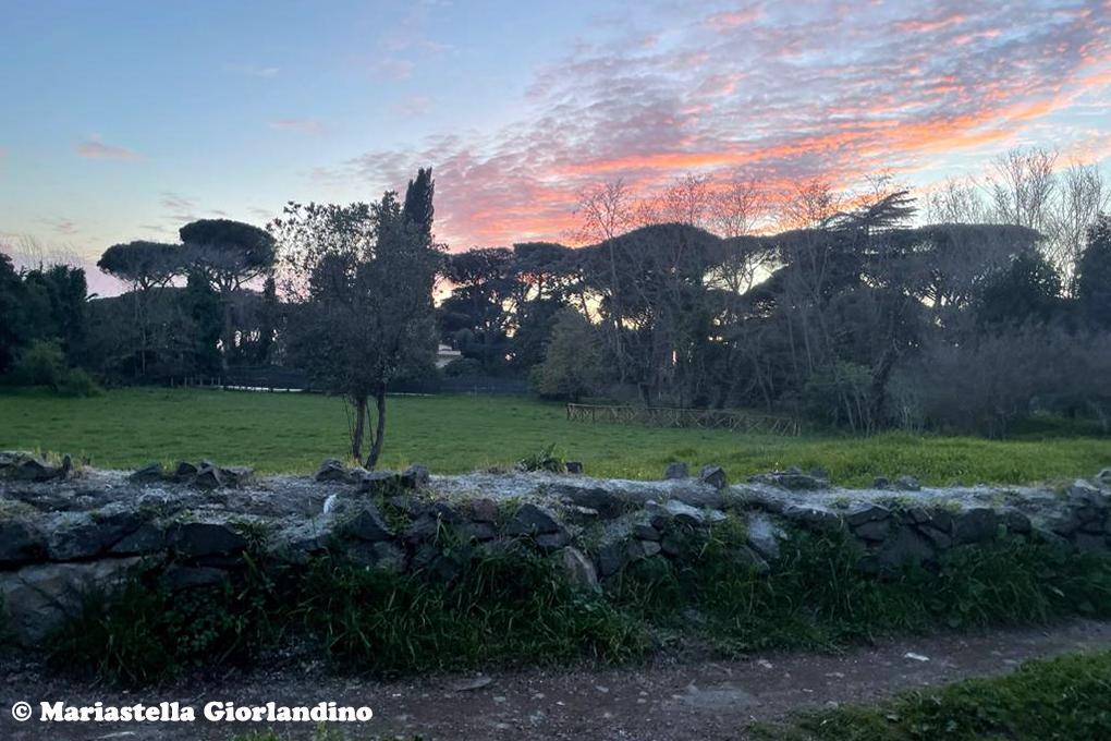 alt tag Appia Antica