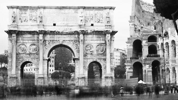 alt tag Arco di Costantino