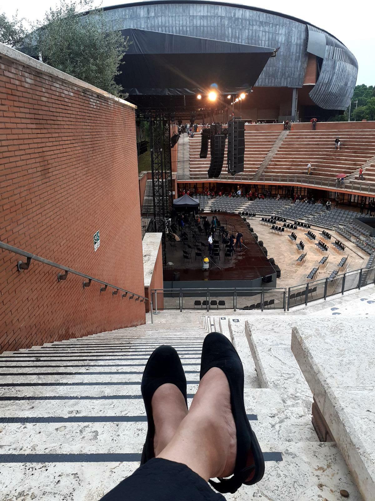 Auditorium Parco della Musica © Mariella Dante
