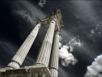 Alt tag Tempio di Apollo sosiano